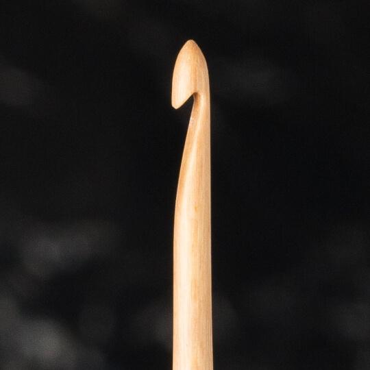 La Mia Whitewood 2.5 mm 15.5 cm Ahşap Yün Tığ