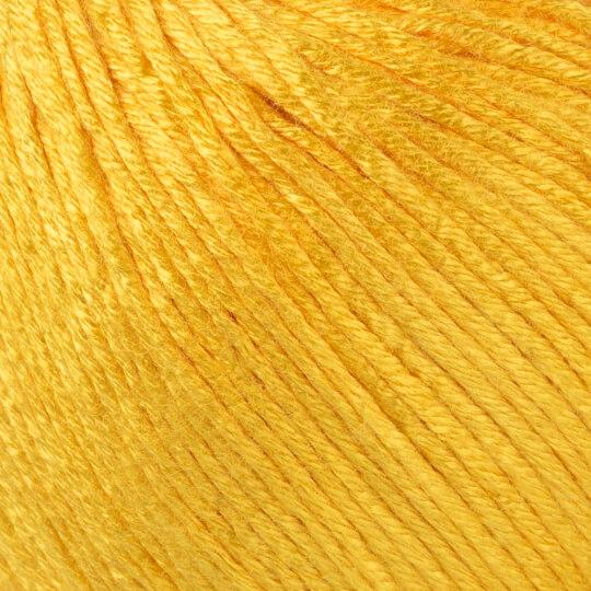 La Mia Bamboo Hardal Sarı El Örgü İpi - L003
