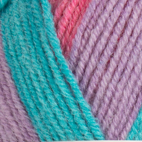 Kartopu Elite Wool Prints Ebruli El Örgü İpi - H1916