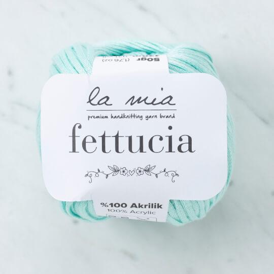 La Mia Fettucia Su Yeşili El Örgü İpi - L072