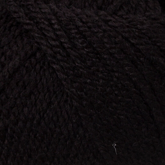 Kartopu Hola 50gr Siyah El Örgü İpi - K940
