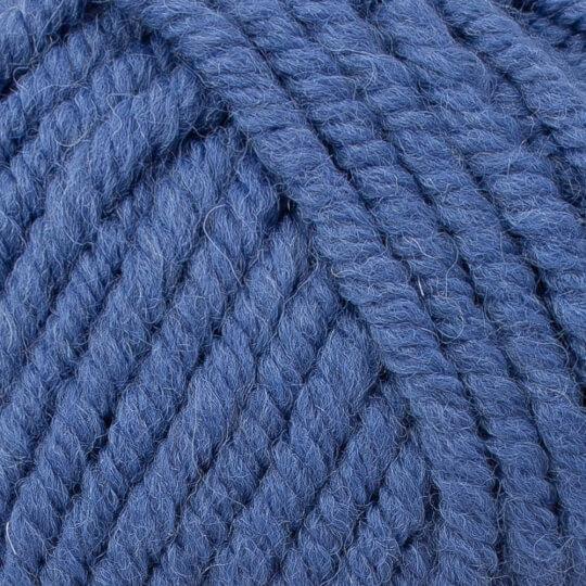 Kartopu Elite Wool Grande Havacı Mavi El Örgü İpi - K1533