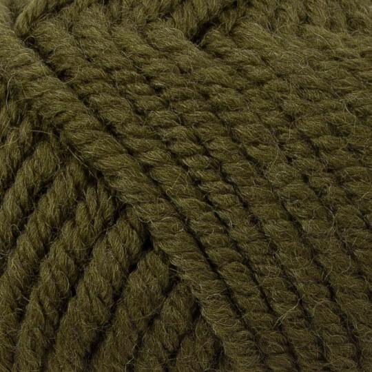 Kartopu Elite Wool Grande Koyu Yeşil El Örgü İpi - K1419
