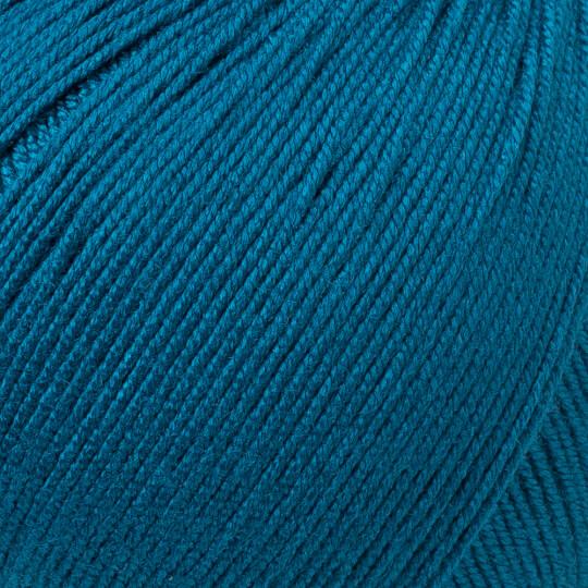 Kartopu Fine Crochet Petrol Mavi El Örgü İpi - K1521