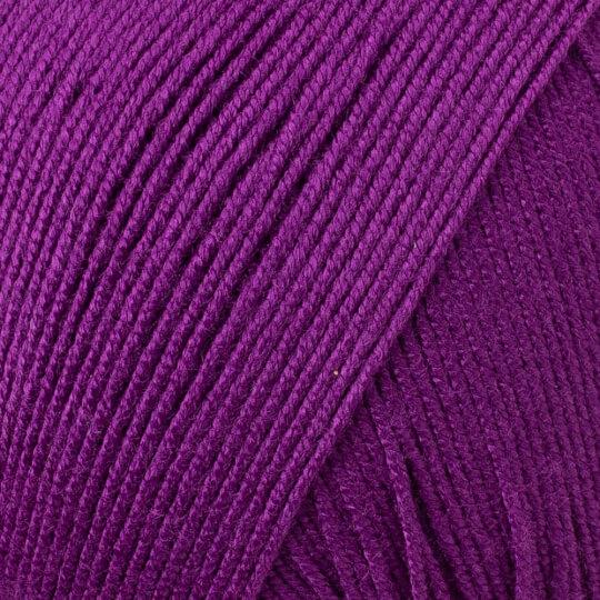 Kartopu Fine Crochet Mor El Örgü İpi - K1726