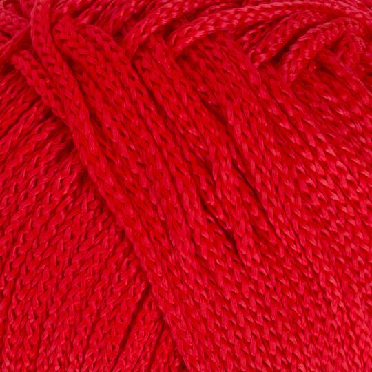 Kartopu Macrame Kırmızı Makrome El Örgü İpi - KM1851