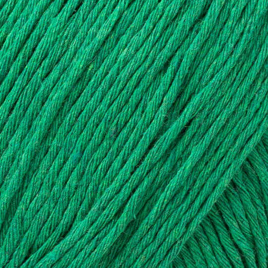Loren Natural Cotton Yeşil El Örgü İpi - R028