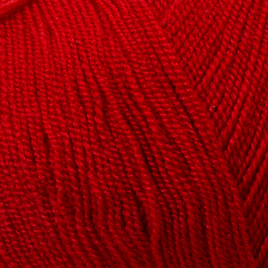 Kartopu Kristal Koyu Kırmızı El Örgü İpi - K1144