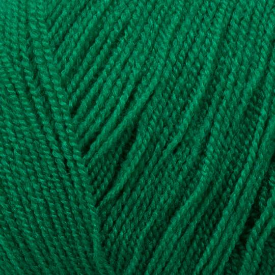 Kartopu Kristal Koyu Yeşil El Örgü İpi - K1477