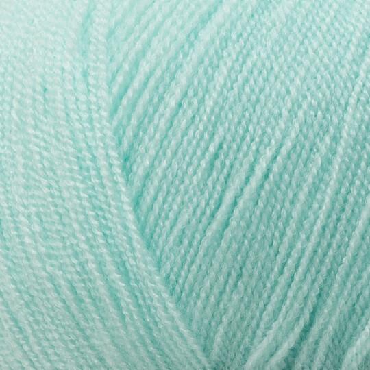 Kartopu Kristal Bebe Mavi El Örgü İpi - K1508