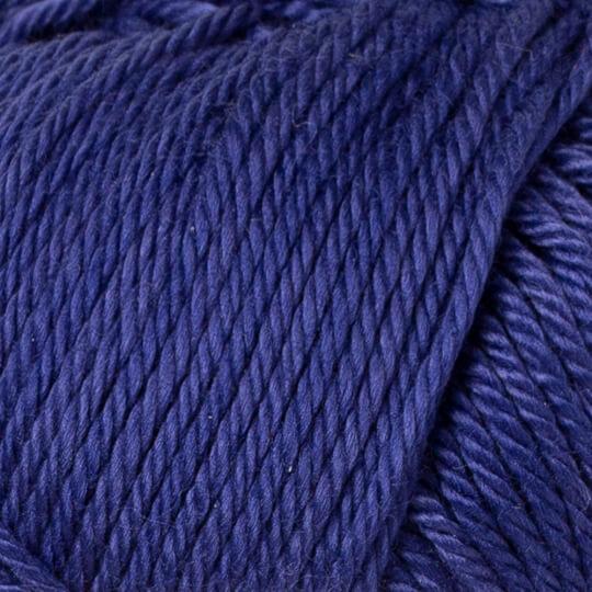 Kartopu Organica 50gr Koyu Menekşe Mavisi El Örgü İpi - K1624