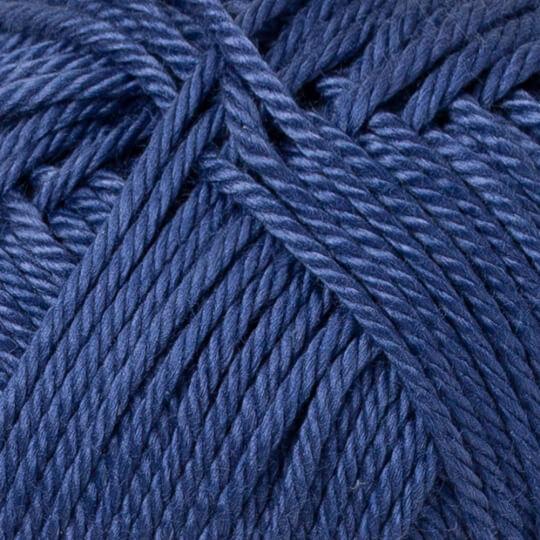 Kartopu Organica 50g Mavi El Örgü İpi - K604