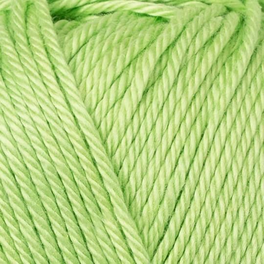 Kartopu Organica 50gr Fıstık Yeşili El Örgü İpi - K494