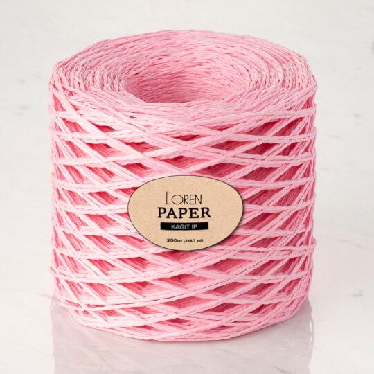 Loren Paper Şeker Pembe Kağıt İpi - RH31