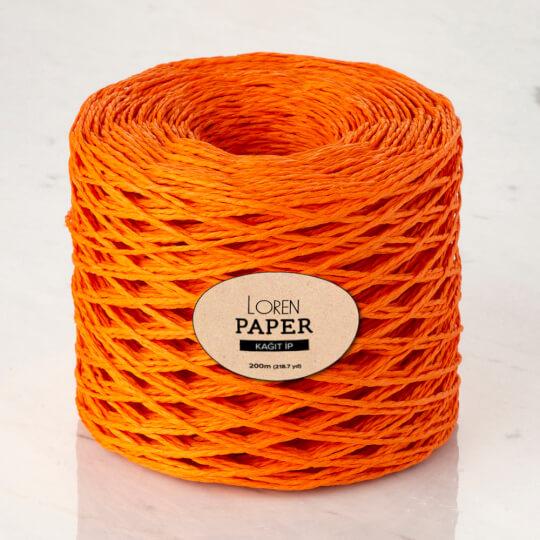 Loren Paper Turuncu Kağıt İpi - RH21