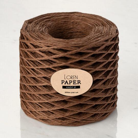 Loren Paper Kahverengi Kağıt İpi - RH02