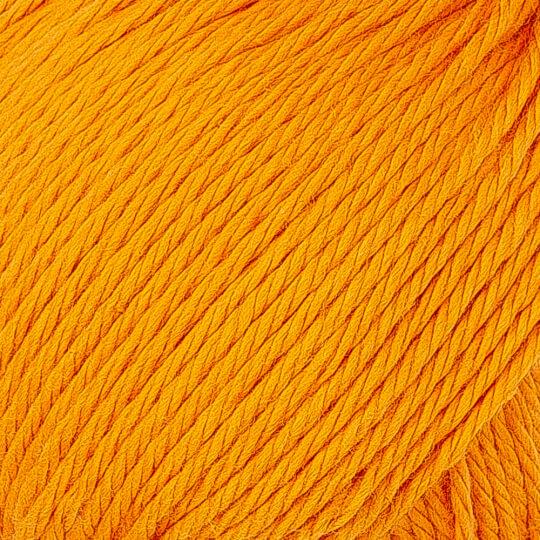 La Mia Pastel Cotton Turuncu El Örgü İpi - L179