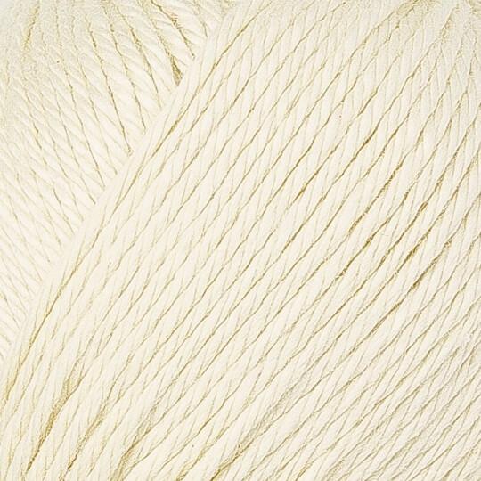 La Mia Pastel Cotton Sarı El Örgü İpi - L182