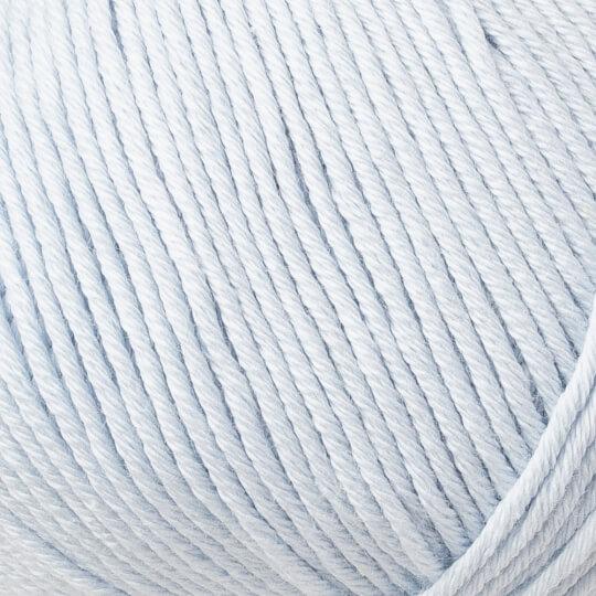 Gazzal Organic Baby Cotton Bebe Mavi Bebek Yünü - 417