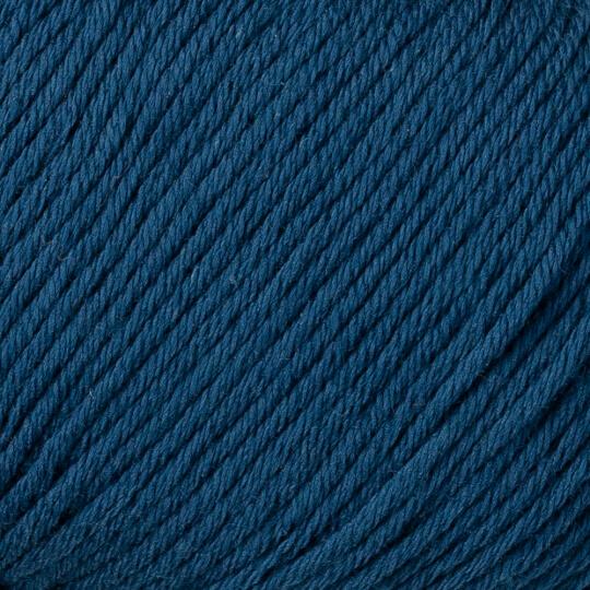 Gazzal Organic Baby Cotton Havacı Mavi Bebek Yünü - 437