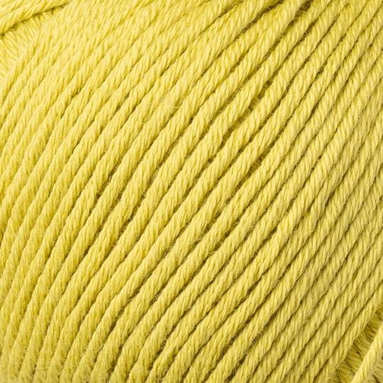 Gazzal Organic Baby Cotton Elma Yeşili Bebek Yünü - 426
