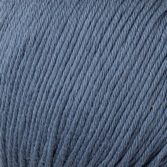 Gazzal Organic Baby Cotton Mavi Bebek Yünü - 434