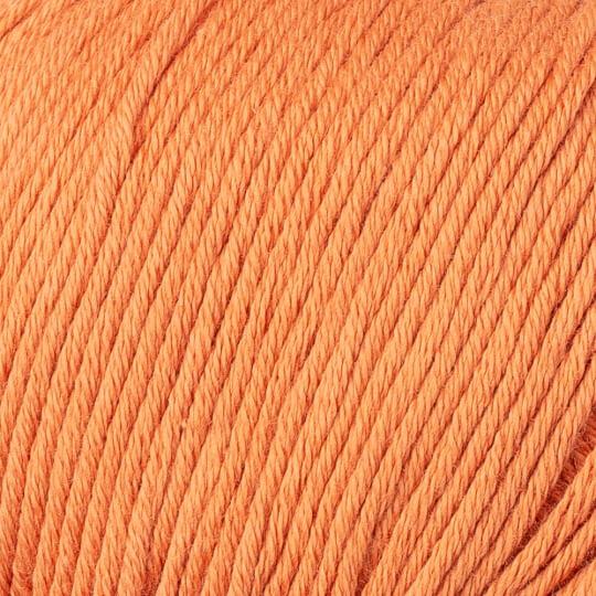 Gazzal Organic Baby Cotton Turuncu Bebek Yünü - 438