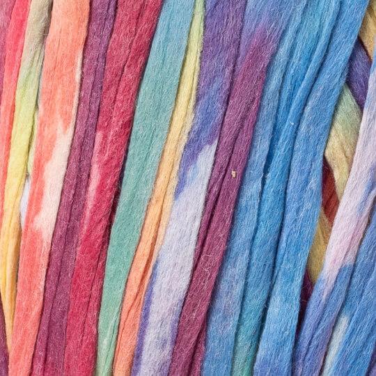 La Mia Lollipop Ebruli Yumuşak Kağıt El Örgü İpliği - LL010