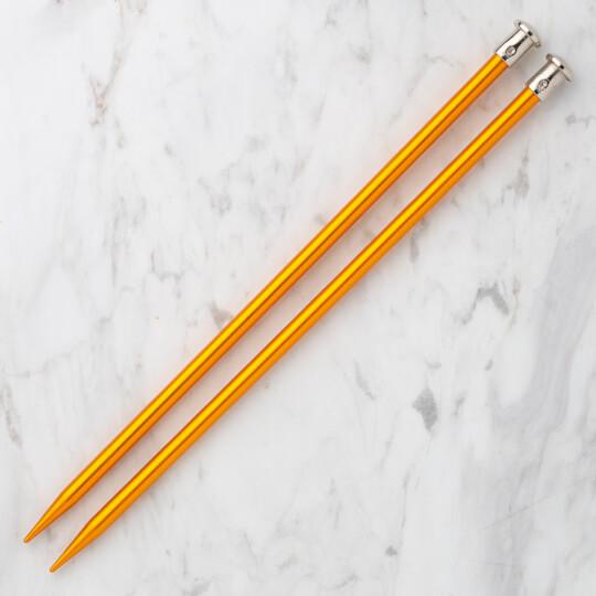 Kartopu 7 mm 25 cm Sarı Renkli Metal Çocuk Şişi