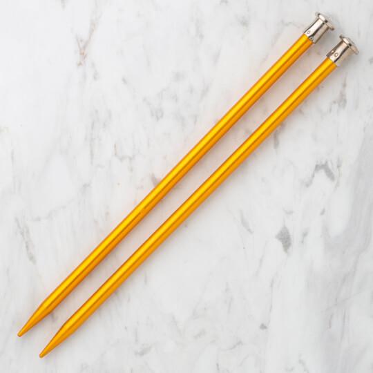 Kartopu 8 mm 25 cm Sarı Renkli Metal Çocuk Şişi