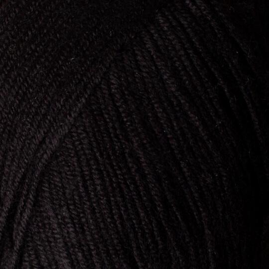 La Mia Baby Boom Siyah El Örgü İpi - 940