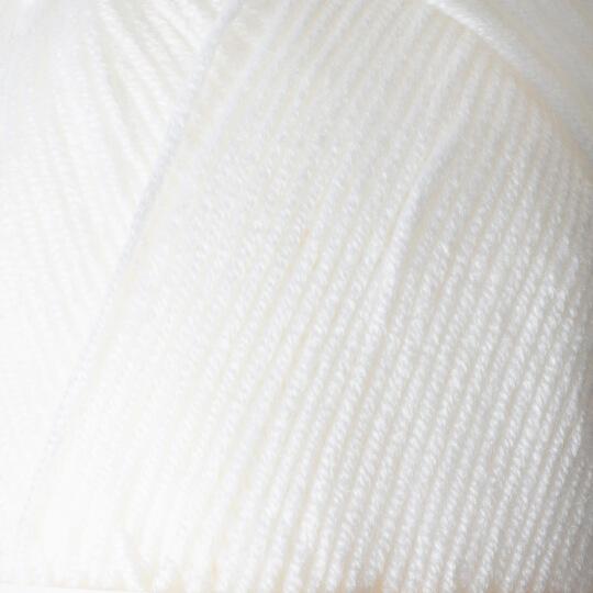 La Mia Baby Boom Beyaz El Örgü İpi - 10