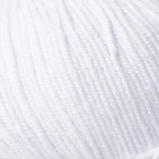 YarnEND Amigurumi Optik Beyaz El Örgü İpi - 002