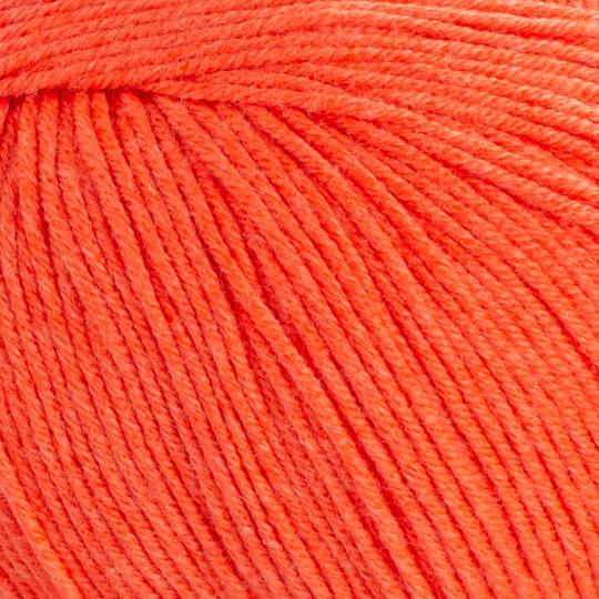Gazzal Baby Cotton Turuncu Bebek Yünü - 3459
