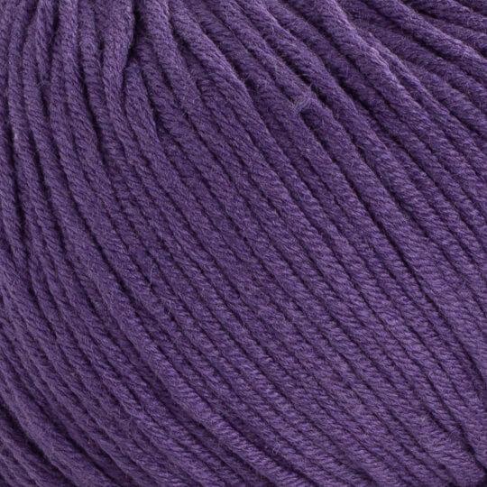 Gazzal Baby Cotton XL Mor Bebek Yünü - 3440