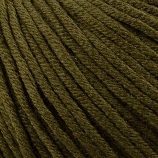 Gazzal Baby Cotton XL Haki Yeşil Bebek Yünü - 3463XL