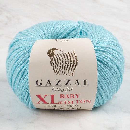 Gazzal Baby Cotton XL Cam Göbeği Bebek Yünü - 3451XL