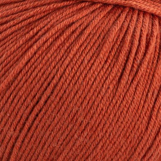 Gazzal Baby Cotton Tarçın Rengi Bebek Yünü - 3454