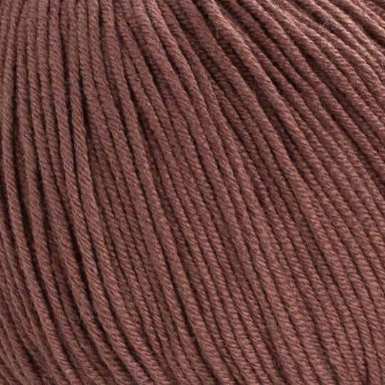 Gazzal Baby Cotton Kahverengi Bebek Yünü - 3455