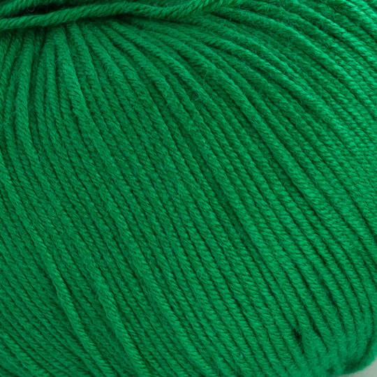 Gazzal Baby Cotton Yeşil Bebek Yünü - 3456