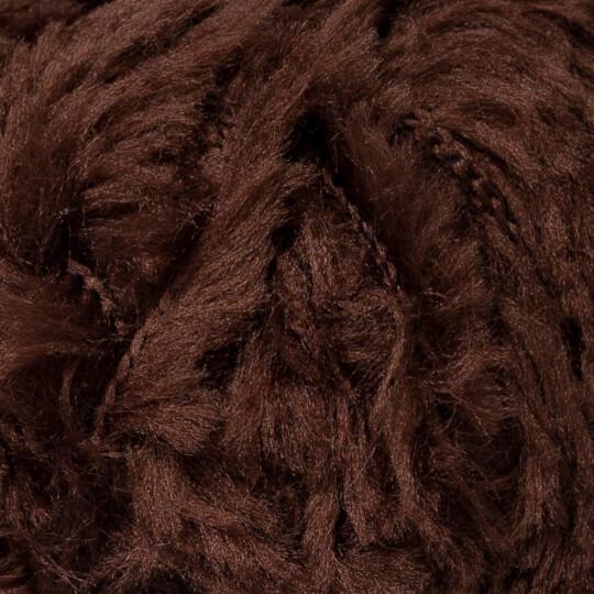 Yarnart Mink 50gr Koyu Kahverengi El Örgü İpliği - 333