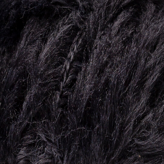 Yarnart Mink 50gr Siyah El Örgü İpliği - 336