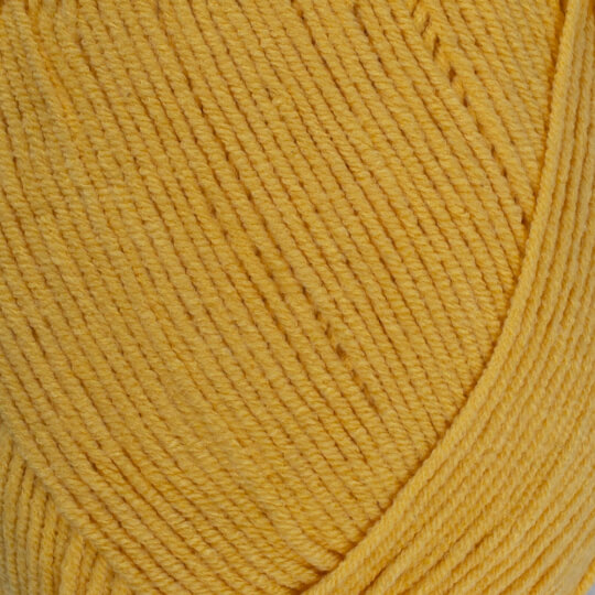 Kartopu Cotton Love Sarı El Örgü İpi -K317