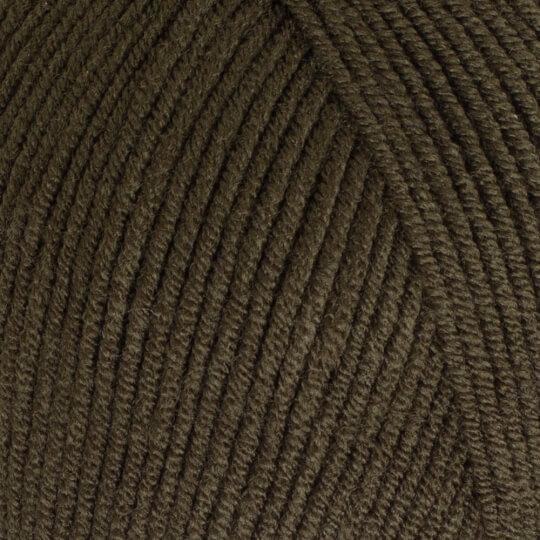 Kartopu Ak-soft Asker Yeşil El Örgü İpi - K478