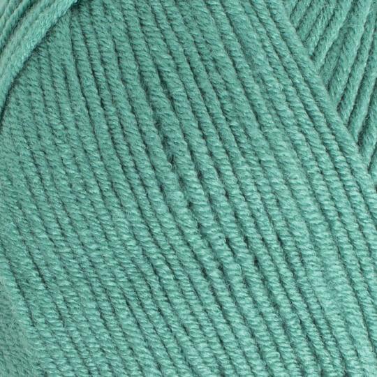 Kartopu Ak-soft Yeşil El Örgü İpi - K472