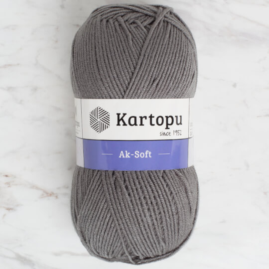 Kartopu Ak-soft Yeşil El Örgü İpi - K479