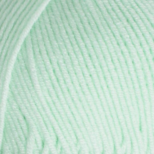 Kartopu Ak-soft Bebe Yeşi lEl Örgü İpi - K560