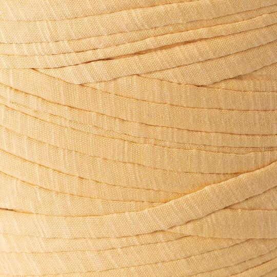 Loren Açık Sarı Penye Kumaş El Örgü İpi - 19