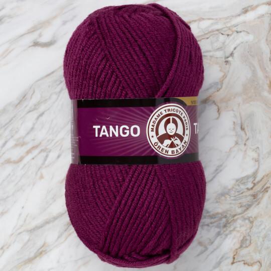 Örenbayan Tango/Tanja Patlıcan Moru El Örgü İpi - 052