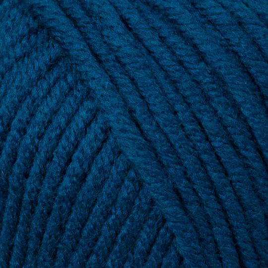 Örenbayan Tango/Tanja Petrol Mavi El Örgü İpi - 101